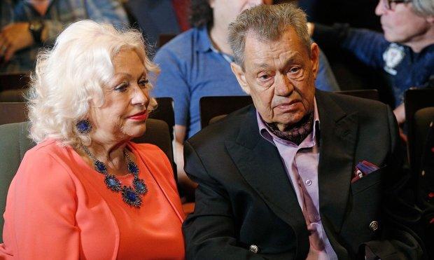 Микола Караченцов з дружиною Людмилою Поргіною
