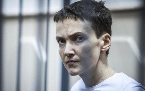 Голодування до смерті: стан здоров'я Савченко погіршується