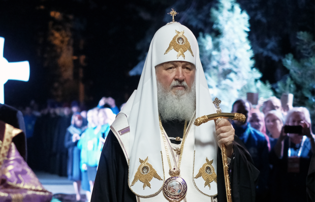 Кирилл Гундяев обрушил свой дьявольский гнев на Вселенский Патриархат