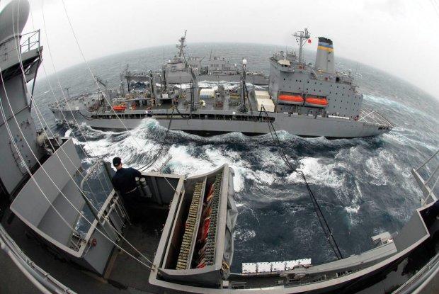 Военный флот НАТО