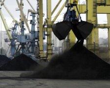 Запаси вугілля