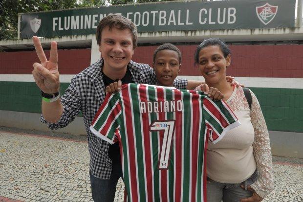 Дмитрий Комаров нашел самую молодую звезду бразильского футбола