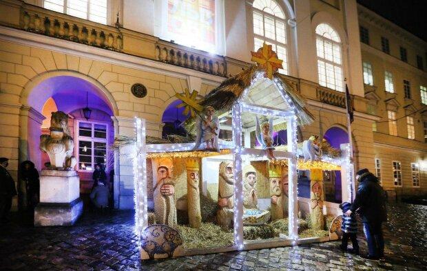 Різдво у Львові, фото, фото unian