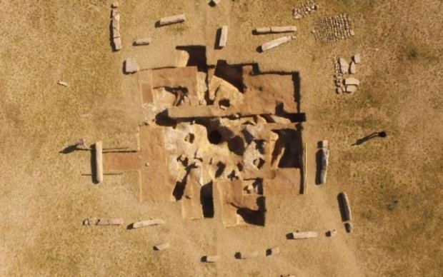 Руни допомогли знайти столицю стародавньої держави