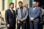 """Зеленський зустрівся з головними """"зеленими"""" в Німеччині: """"Обговорили найважливіші питання"""""""