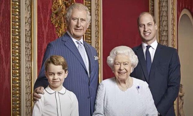 Королевская семья, скриншот: Youtube