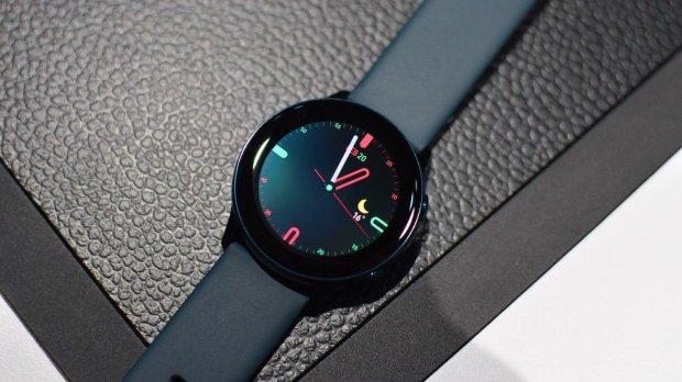 Samsung представила Galaxy Watch Active: умные часы по цене смарт-браслета