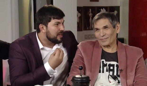 Бари Алибасов с сыном, фото: penzainform