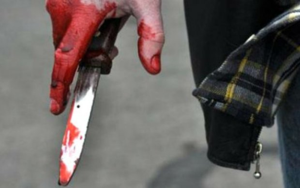 Франковец угостил друга полусотней ударов ножом