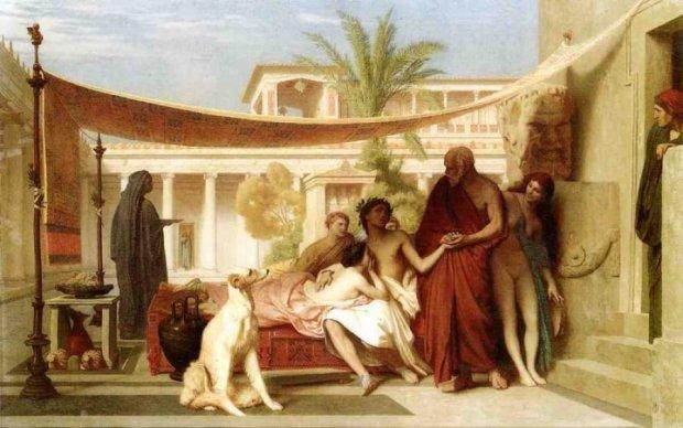 Порочний Стародавній світ: історія проституції від Вавилону до Риму