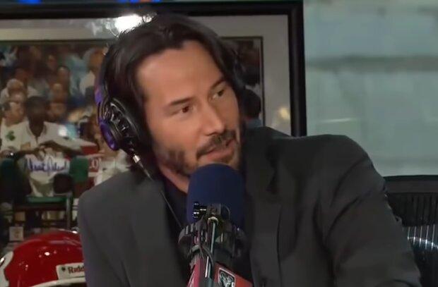 Киану Ривз, фото: кадр из видео