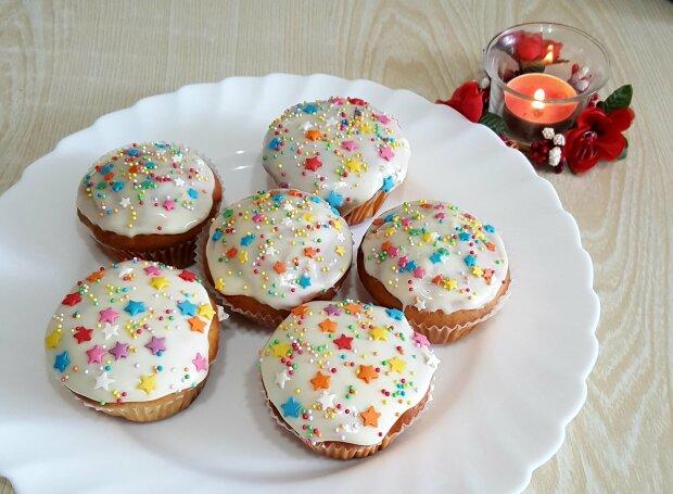 Ідеальні кекси на Великдень замість набридлих пасок: свекруха проковтне язика