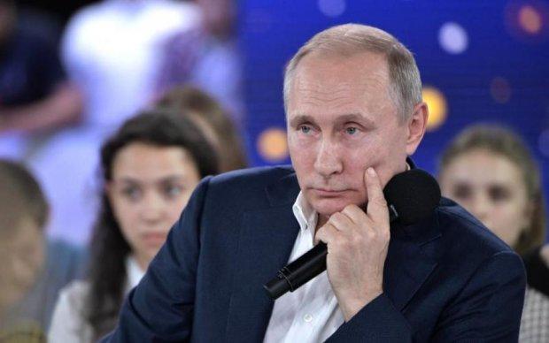 """Ведущий потроллил """"нелюбимую"""" игрушку Путина"""