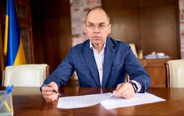 Максим Степанов, фото: moz.gov.ua