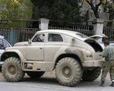 Автомобіль Перемога, фото carakoom