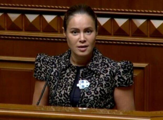 Наталія Королевська, кадр з відео