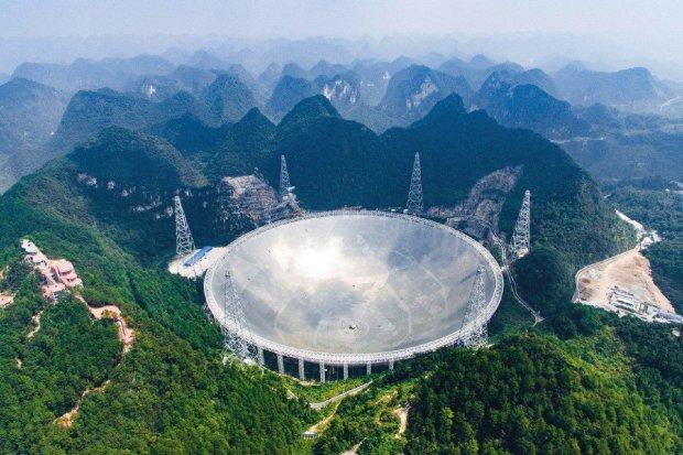 Крупнейший в мире телескоп оказался никому не нужным