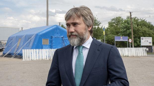 Вадим Новинський: Необхідно припинити війну, щоб закрити всі контрольно-пропускні пункти в Україні