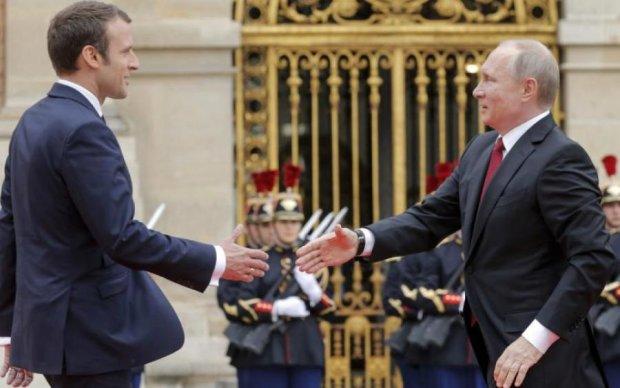 Путин решил подлизаться к Европе