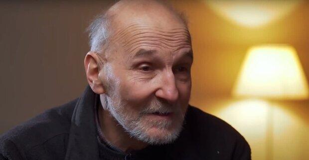 Петр Мамонов, скриншот: Youtube