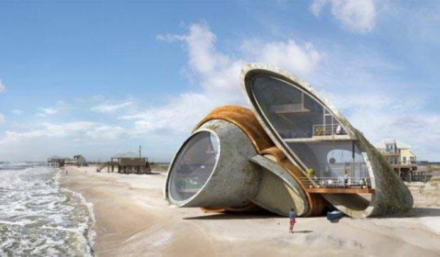 Испанский художник проектирует удивительные дома будущего (фото)