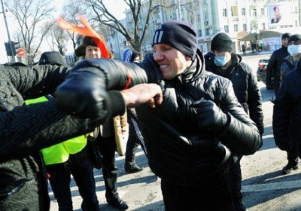 У Дніпропетровську заарештували екс-керівників області