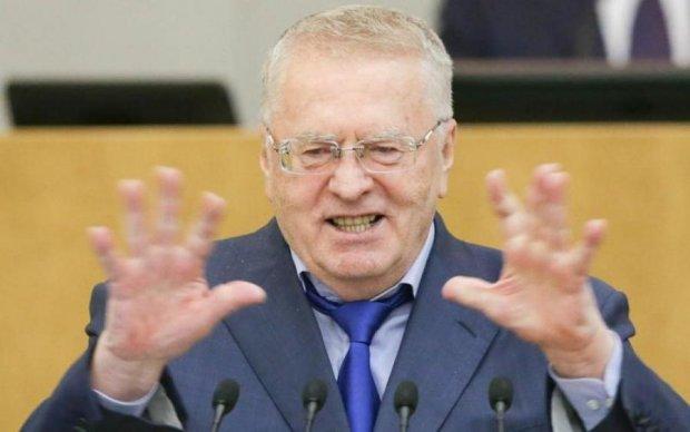 Ванга нервово курить: Жириновський напророкував Україні моторошне майбутнє