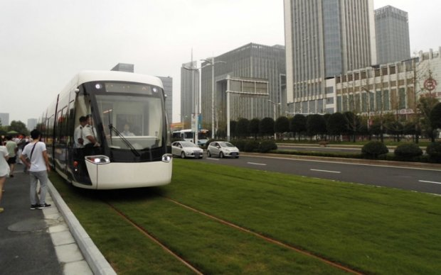 Беспроводные трамваи появятся в Австралии