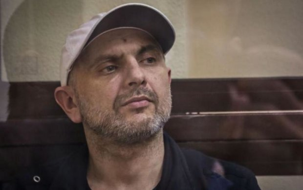 Не так встав до стінки: кримського в'язня запроторили в карцер
