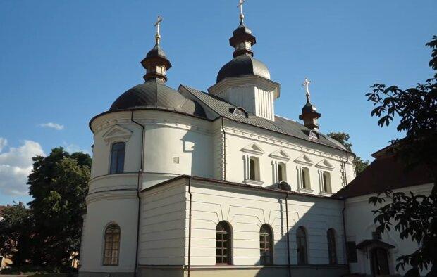 Церковь в Киеве, изображение иллюстративное, кадр из видео: YouTube