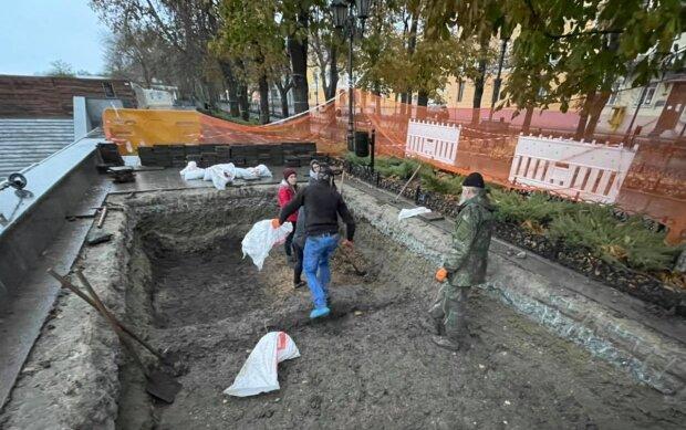 Раскопки в Одессе, фото: Focus