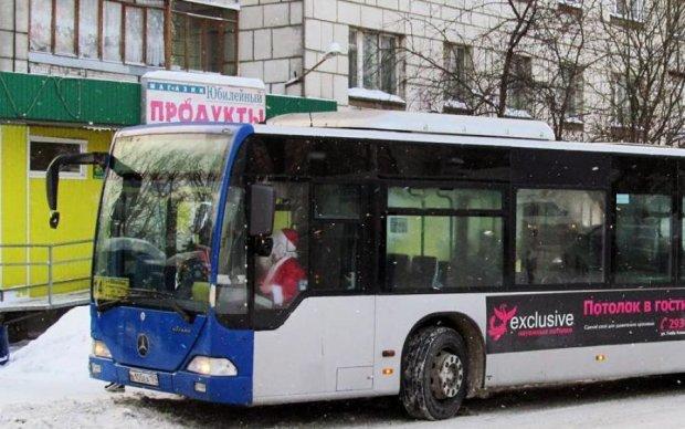 Автобус со школьниками вспыхнул прямо на ходу: жуткое видео
