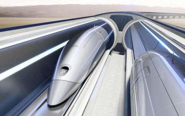Hyperloop на Троєщину: в мережі показали, як це буде