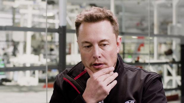 Илон Маск покидает совет директоров Tesla