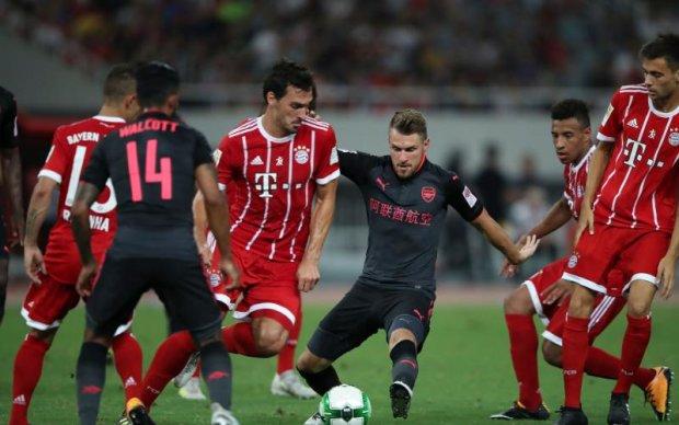 Футболісти Арсенала отруїлися китайською їжею