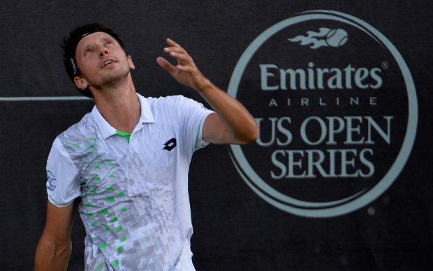 Українські тенісисти продовжують втрачати позиції в рейтингу ATP