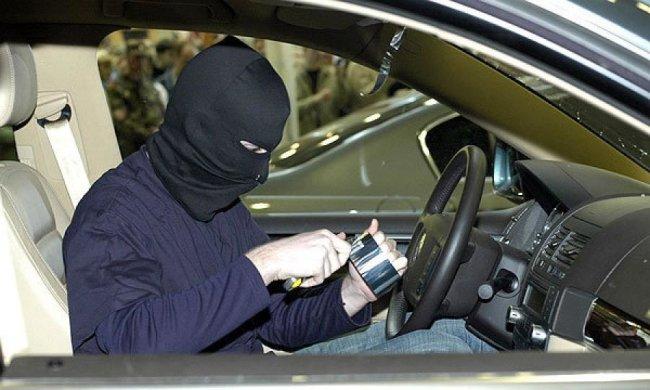 ВАЗ і Тойота - улюблені марки київських крадіїв