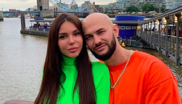 Оксана Самойлова і Джиган, instagram.com/samoylovaoxana/