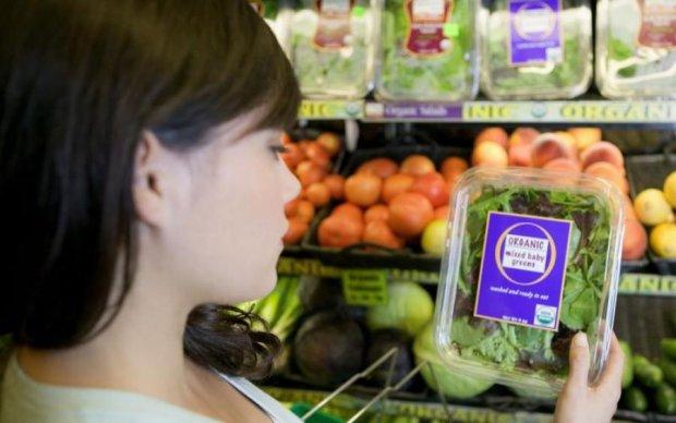 """Свіжість продуктів визначатимуть """"розумні"""" наклейки"""