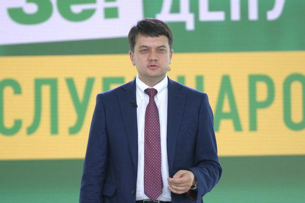 """""""Слуга народу"""" не співпрацюватиме зі старою системою: що вигадав Разумков"""