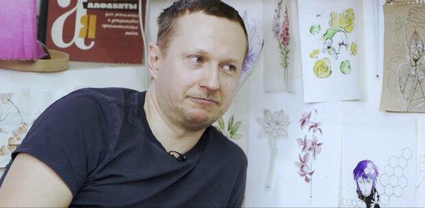 Майкл Щур, фото: скріншот з відео
