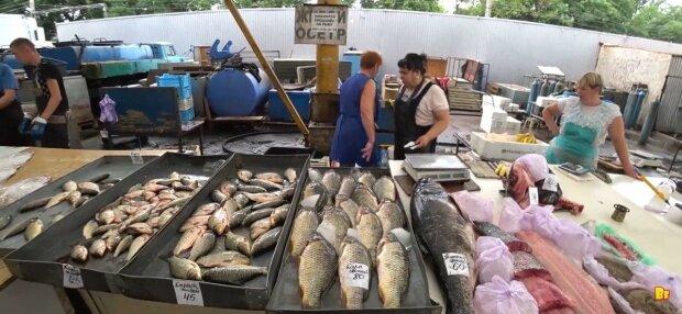 В курортній Кирилівці торгують золотими бичками, продавці не хочуть брати на свою голову