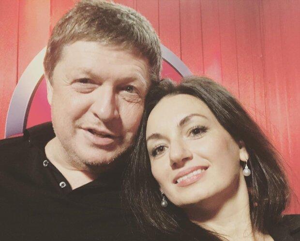 Борис Шефір з дружиною Оленою, фото: Instagram/elena_shefir