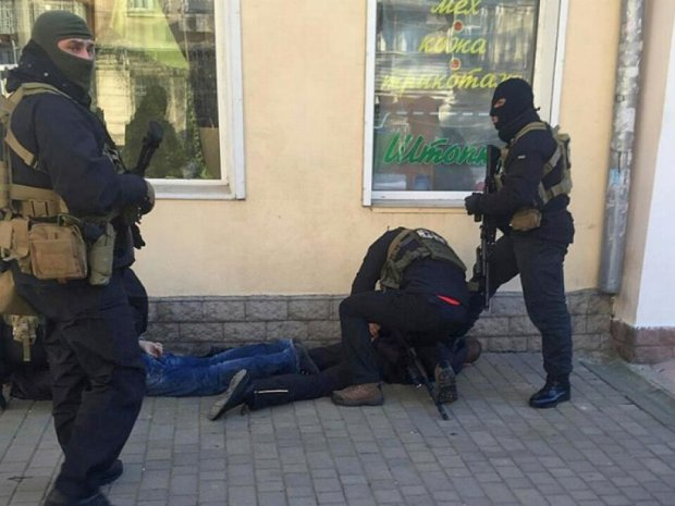 СБУ в Одесі затримала трьох терористів (фото)