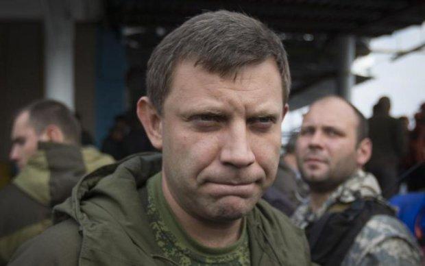 """Украинские хакеры оставили Захарченко """"без штанов"""""""