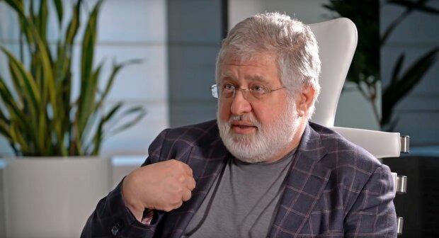 Ігор Коломойський, фото:скриншот видео/УП