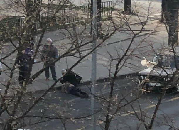 """ДТП во Львове, источник: ОО """"Варта-1"""""""