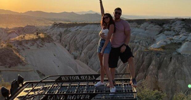 Михайло Заливако та Анна Богдан, фото: Instagram