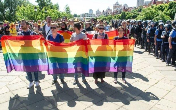 ЛГБТ-активісти пройдуть маршем по Хрещатику
