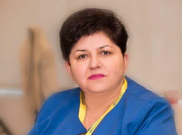 Людмила Герасименко, генеральний директор ВГО АППУ